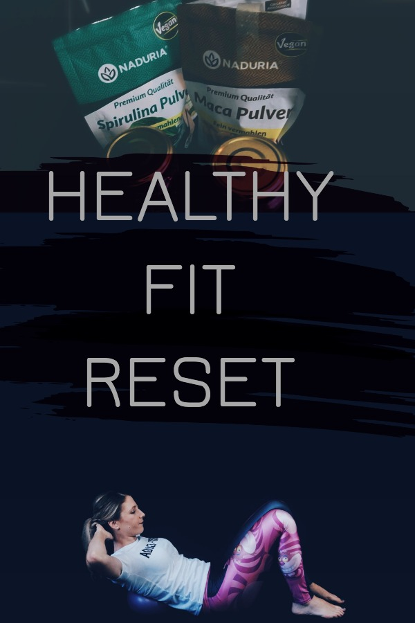 Healthy Fit Reset Yoga Challenge