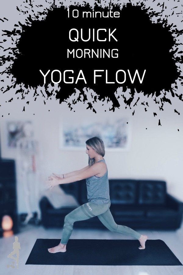 Quick Morning Yoga Flow - Yoga Video