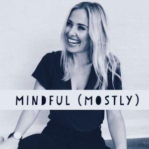 Mindful (mostly) Health Podcast er Andrea
